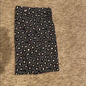 Loft soft pencil skirt. Size S. EUC Meeeow!